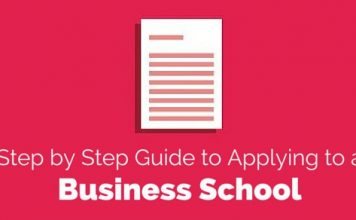 guide to applying business school