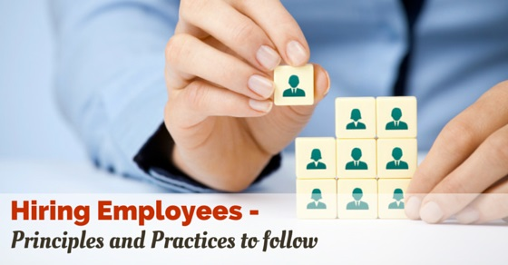 hiring employees principles practices