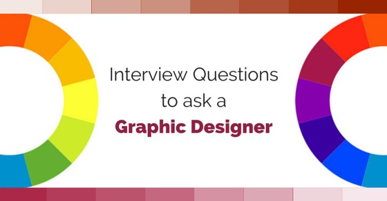 interview questions graphic designer