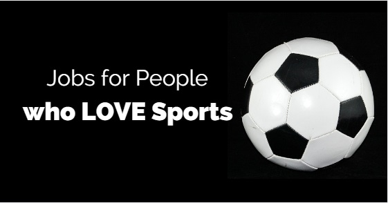 jobs for people love sports