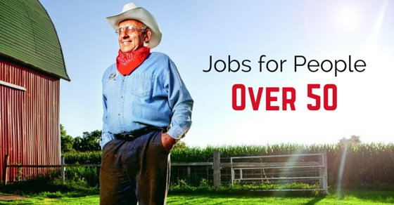Best jobs for over 50 men