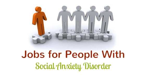 jobs for social anxiety