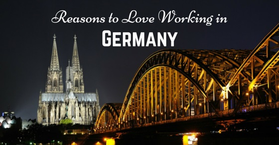 love working in germany