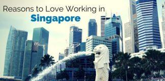 love working in singapore reasons