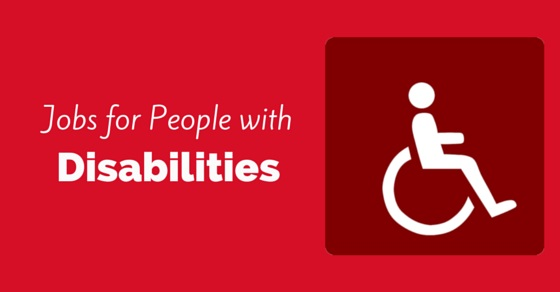 people with disabilities jobs