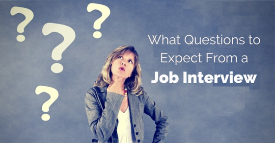 questions to expect from interview