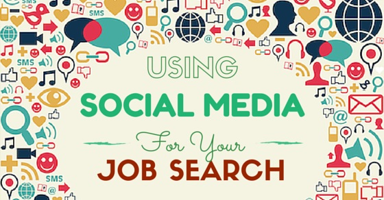 social media for job search