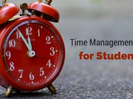 time management tips students