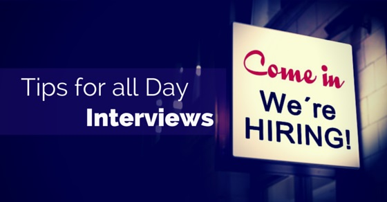 all day interviews tips