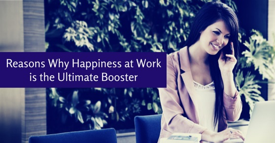 happiness is ultimate booster work