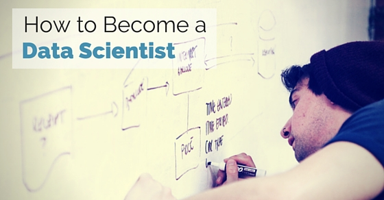 how become data scientist
