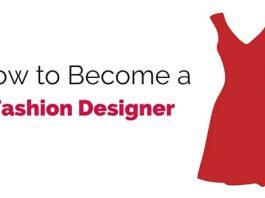 how become fashion designer