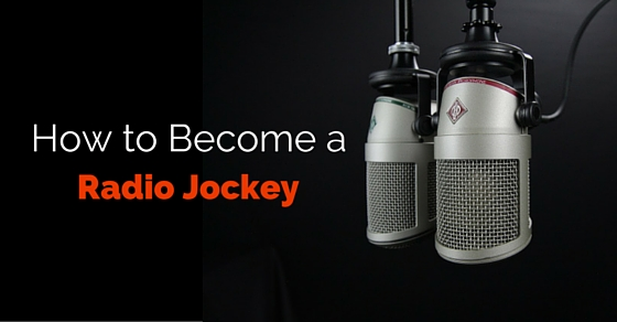 how become radio jockey