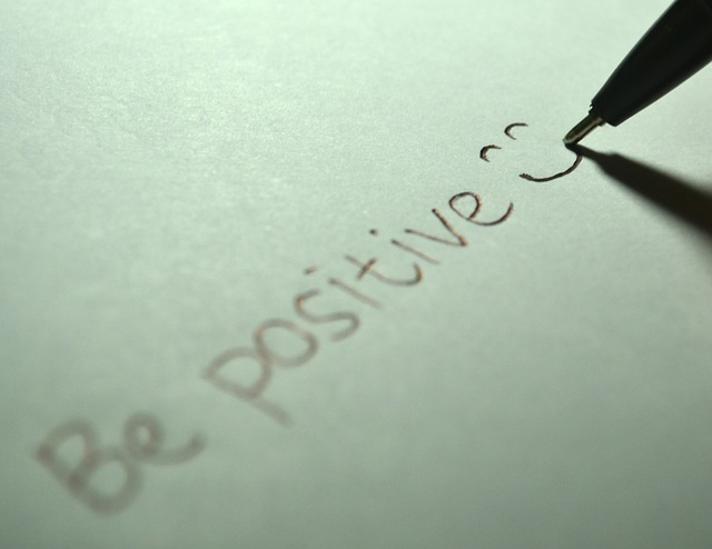 job search be positive