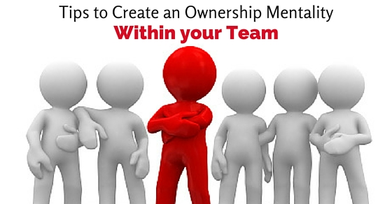 ownership mentality in team