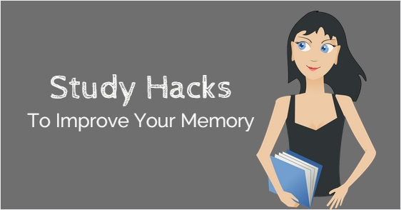 study hacks to improve memory