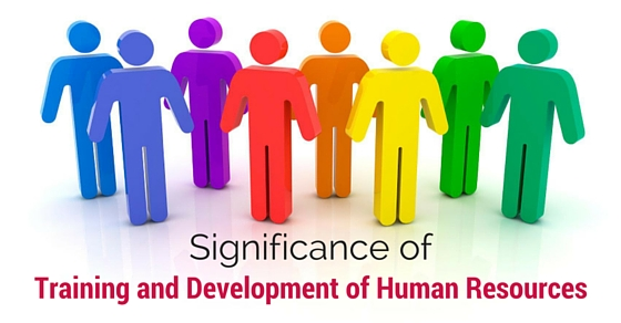 training development of human resources
