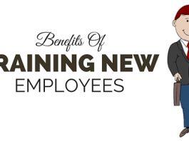 training new employees benefits