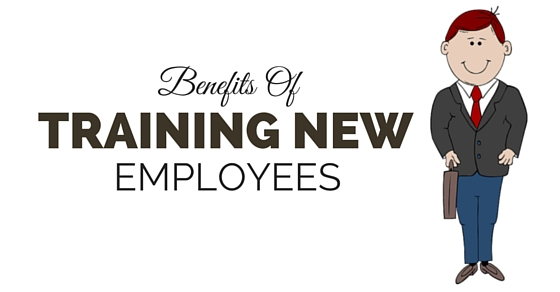 training new employees benefits