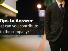 what can you contribute company