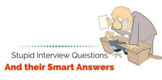 Stupid interview questions
