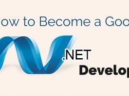 become good .net developer
