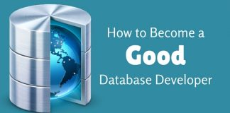 become good database developer