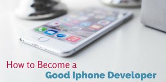 become good iphone developer