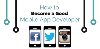 become good mobile app developer
