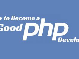 become good php developer