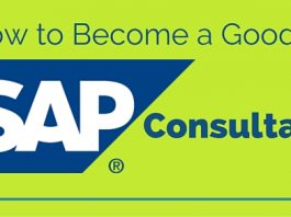 become good sap consultant