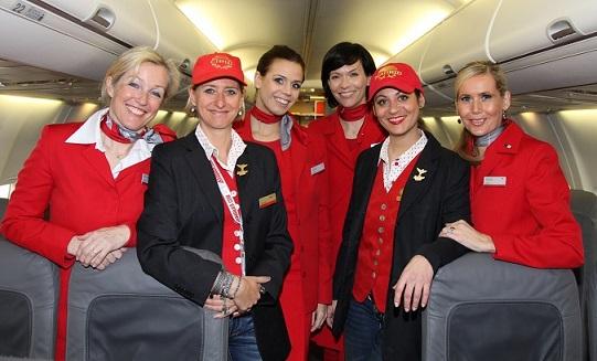 flight attendant attributes