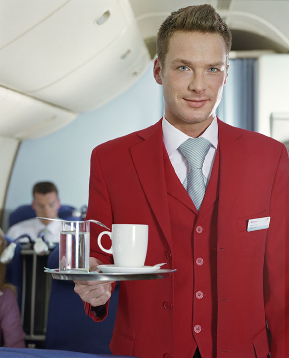 flight attendant benefits