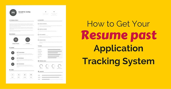 14 Tricks To Beat Resume Applicant Tracking Systems (ATS):  Ats Resume