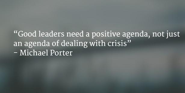 good leader needs a