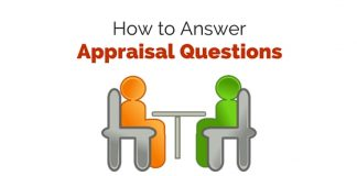 how answer appraisal questions
