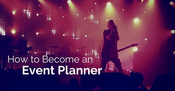 how to become and event planner