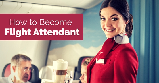 how become flight attendant