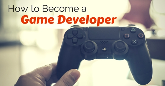how become game developer