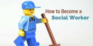how become social worker