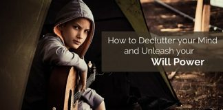 how declutter your mind