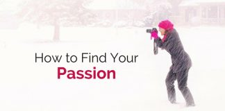how find your passion