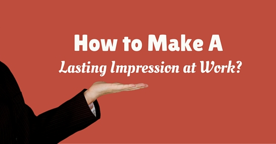 make lasting impression work