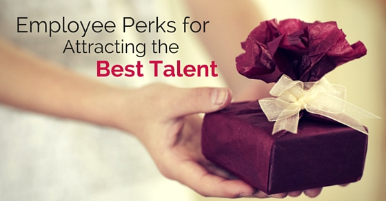 perks attracting best talent