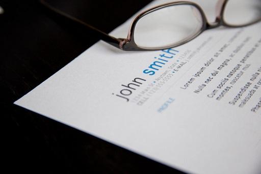 prepare resume