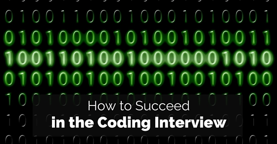 succeed in coding interview