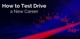test drive new career