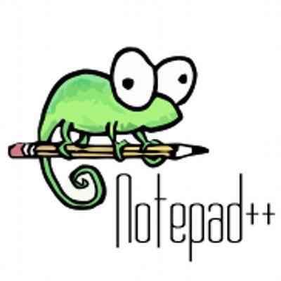 use notepad++
