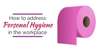 address personal hygiene workplace