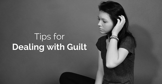 dealing with guilt tips